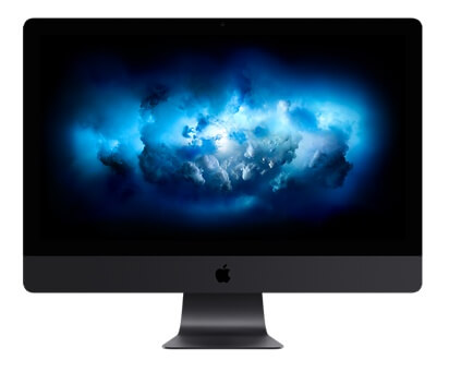 Monkersolver On The New IMac Pro (Q4'2017)