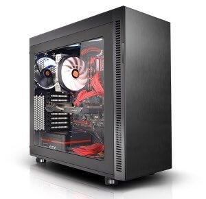 AMD EPYC Solver Workstation Build – Home
