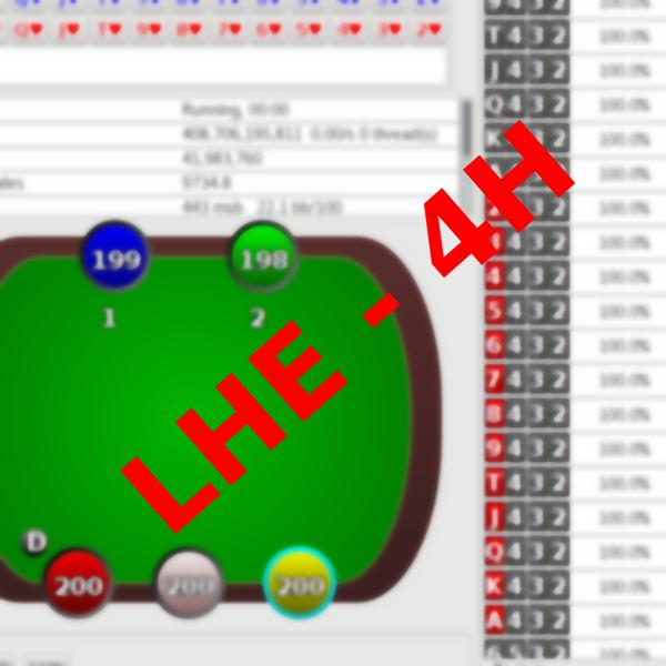 4-handed LHE Cash